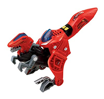 On Sale Akuna The Velociraptor Dinosaur VTech Switch & Go Dinos