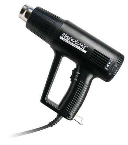 Traco HotShot Shrink Wrap Electronic Heat Gun (0-1100 Degrees - Shot Wraps