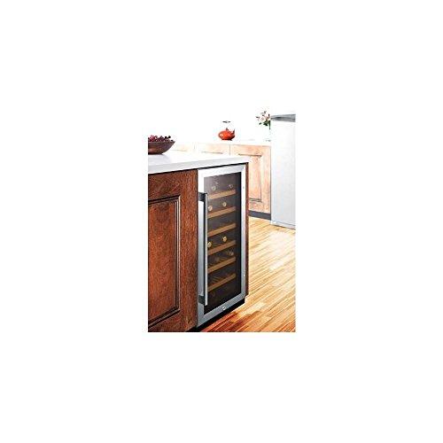 Summit SWC1535B Chiller Beverage Refrigerator