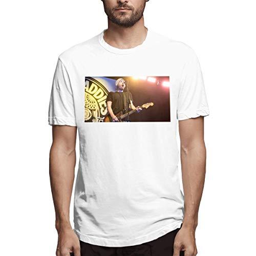 KIKIMEN Mad Caddies Man Spiritual T Shirt S White