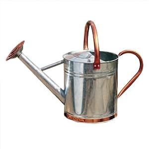 Regadera de cobre de 9 litros (2 galones)
