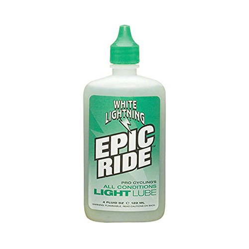 White Lightning Epic Ride, 4 oz. One Color One Size