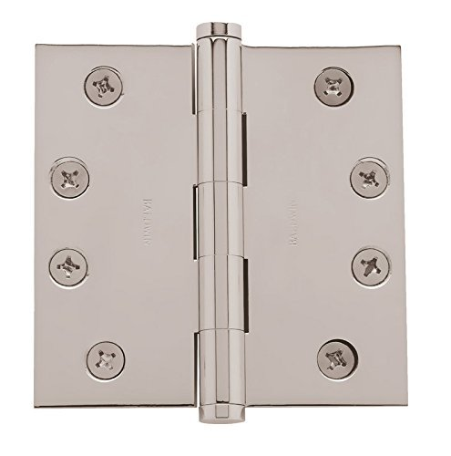 Baldwin 1040 055 I Butt Hinge 4 X 4 Pack of 3 by Baldwin
