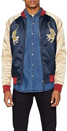 Jack /& Jones Bomber Jacket Quilted Jacket Transition /& Winter Jacket Mens Jacket Jacket