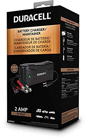 Amazon.com: Duracell Power DRBM2A Black Battery Charger ...