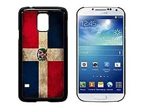 Dominican Republic Flag Galaxy S5 Phone Case