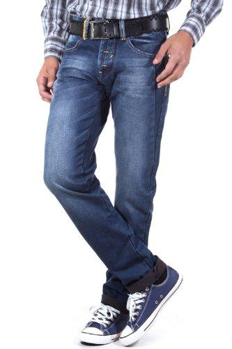 R-NEAL Jeans Regular Fit (dunkelblau)