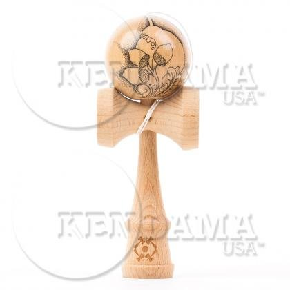 KENDAMA USA けん玉 Custom-カスタム- サワーマッシュ マスターイラストシリーズ #23-UnNatural Soil B010N48MAC