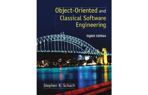 Download Object-Oriented and Classical Software Engineering Pdf