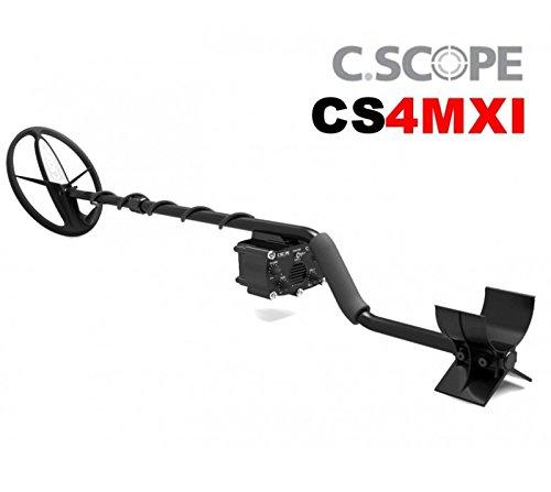 Velleman Metalldetektor C. Scope cs4mxi