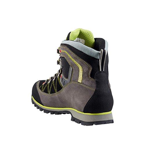 Kayland Shoes Men Plume Micro GTX Grey-Lime Grey-Lime