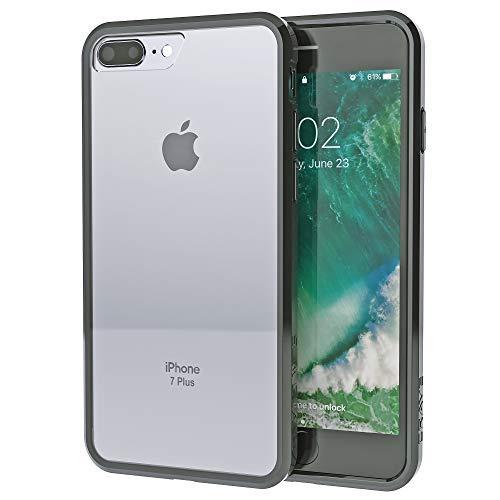 iPhone 8 Plus Case, iPhone 7 Plus Case, Crave Slim Guard Protection Series Case for Apple iPhone 8/7 Plus (5.5 Inch) - Black