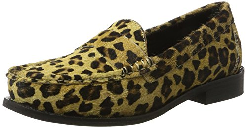 1402 Bronx 149 Bfrizox WoMen Bx Multicolour Slippers Leopard xESgwq