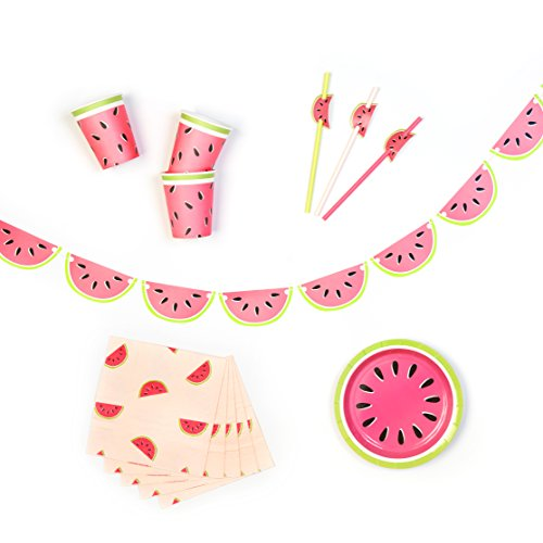 Celebration Essentials Party in A Box by Cakewalk (Summer- Watermelon) ()