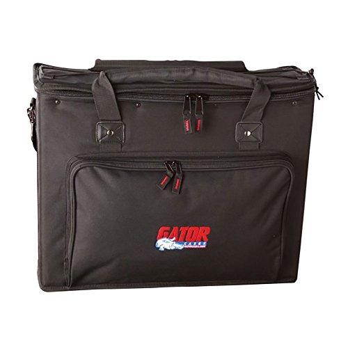 "Gator Cases Portable 4U Rack Bag with 14"" Rackable Depth;"