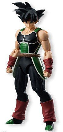 Bandai Shokugan Shodo Dragon Ball Z Bardock Action Figure