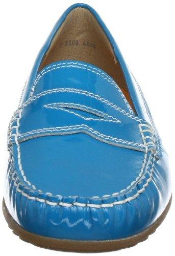 Bleu 30838 Basses 12 Femme Ara 34 pool Chaussures w1x8HWBp