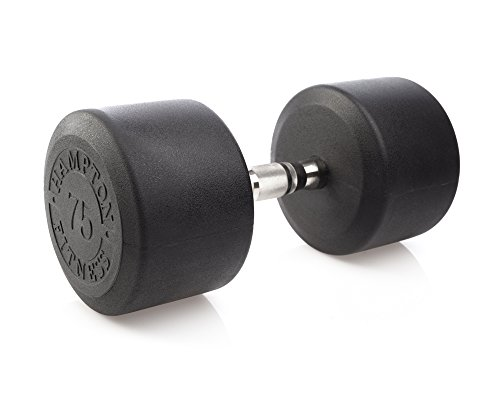 Dura Pro Style Dumbbell Weight: 75 lb