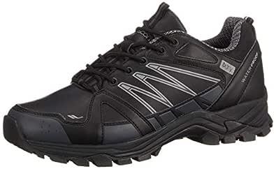Lescon Erkek L 5005 Trekking ve Yürüyüş Botu L-5005,Siyah/Gri,40