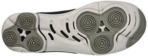 C9999 Sneaker B Nebula U Uomo Nero Black Infilare Geox S pqfxzwxI