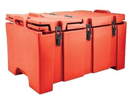 Amazon com: Cambro (100MPCHL158) Top-Load Food Pan Carrier