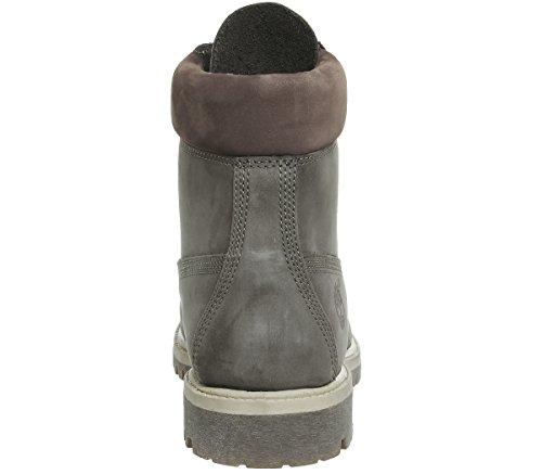 Timberland Waterproof Inch Grau 6 Uomo Premium Stivali t0qZw0Oxr