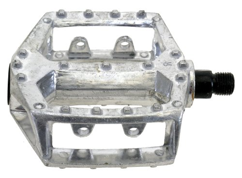 Alloy Bmx Pedal - M-Wave Alloy BMX Pedal, 1/2 Inch (Pack of 2)