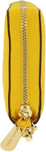 MICHAEL Michael Kors Women's Jet Set Continental Wallet, Sunflower, One Size