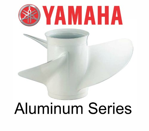 Yamaha Aluminum Cupped Propeller 6H5 45952 00 00