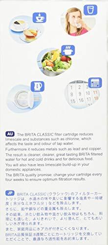 Brita 浄水ポット用カートリッジ クラシック 日本仕様BJ-C1