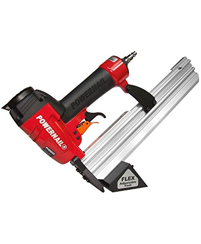 POWERNAIL 18ga Trigger-Pull Floor Stapler for Engineered and Laminate Flooring