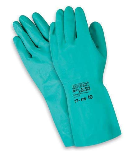 Micro Flex MFX-37175R080 Solvex 37-175r Chemical Protection Gloves