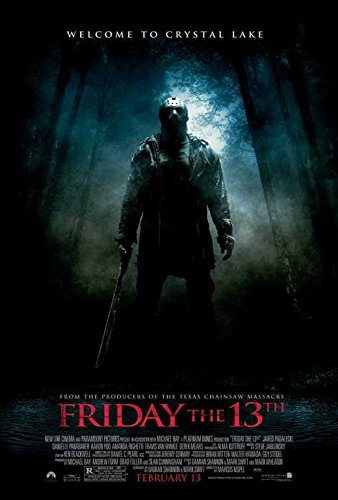 Friday the 13th Movie Poster 2009