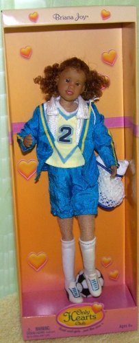 diseñador en linea Only Hearts ClubBriana Joy Soccer Doll by by by OHC Group  genuina alta calidad