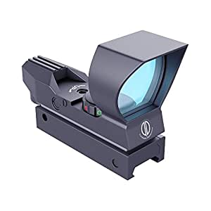 dagger defense dd102 red dot reflex sight. Black Bedroom Furniture Sets. Home Design Ideas