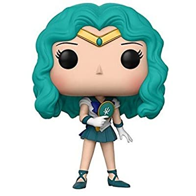 Funko Pop Animation: Sailor Moon - Sailor Neptune Collectible Vinyl Figure: Funko Pop! Anime:: Toys & Games