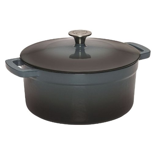 Food Network 5.5-qt. Enamel Cast-Iron Dutch Oven