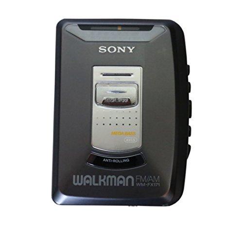 SONY WALKMAN WM-FX171 AM/FM Radio Cassette Player