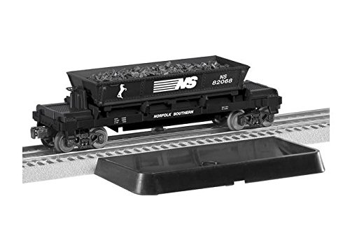 Lionel 6-82068 - NS Operating Coal Dump Car #82068 - Operating Uncoupling Track