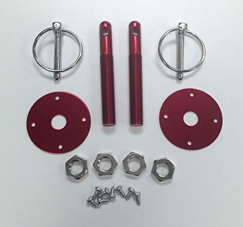 - Muscle Car Red Aluminum 3/16