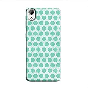 Cover It Up - Blue Polka Desire 626 Hard Case