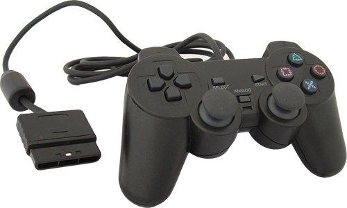 79 opinioni per Gamepad per playstation 2 / PS2 con dual vibration- Joypad controller l nero