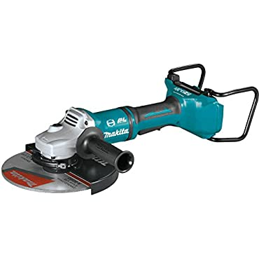 Makita XAG13PT1 36-Volt LXT 9-Inch Paddle Switch Cut-Off / Angle Grinder Kit