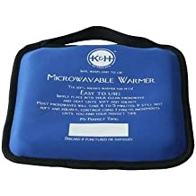 """Brand New K & H MFG. - MICROWAVABLE PET WARMER (9"""""""" x 9"""""""") """"DOG PRODUCTS - DOG BEDS & LOUNGERS"""""""