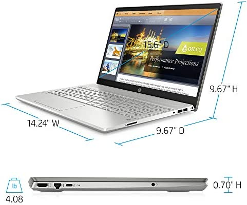 Hp Laptop with Amazon Alexa Voice Compatible