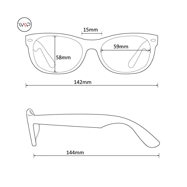 WearMe-Pro-Colorful-One-Piece-Transparent-Round-Super-Retro-Sunglasses