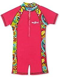 TEEPEETO Kids Indian Summer One Piece UV50+ Swimwear (12 Years)