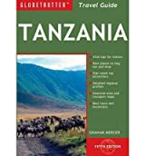 (Globetrotter Tanzania Travel Guide [With Travel Map]) By Mercer, Graham (Author) Paperback on 01-Sep-2011