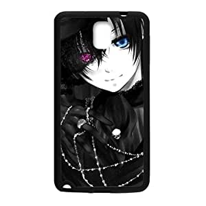 SANYISAN Black Butler Cell Phone Case for Samsung Galaxy Note3