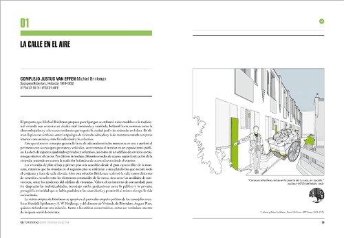 10 historias sobre vivienda colectiva: análisis gráfico de diez obras esenciales por a+t Research Group: Amazon.es: Fernández Per, Aurora, Mozas Lérida, Javier, Sanz Ollero, Alejandro: Libros